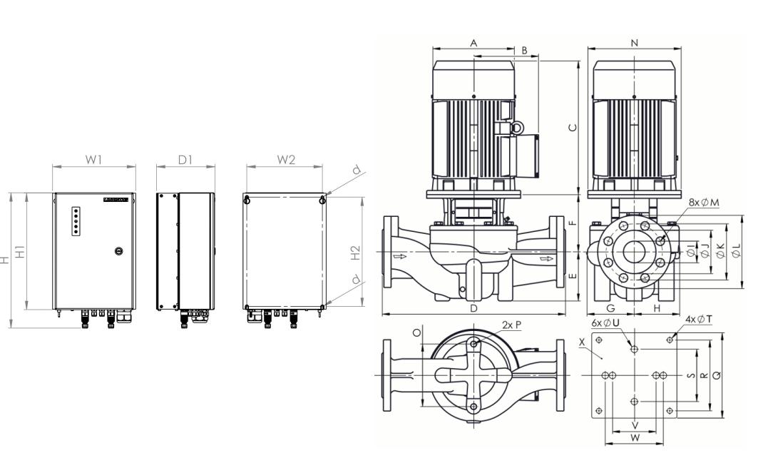 Psk2 7 Cs G100 172 Diagram Lorentz Pumps