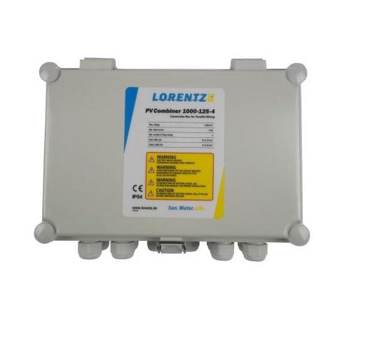 Pv Combiner 1000 125 4 Lorentz Pumps